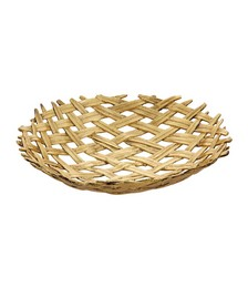 Palm Centrepiece Shallow Bowl