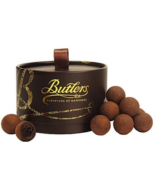 Dark Chocolate Truffle Powder Puff 200g