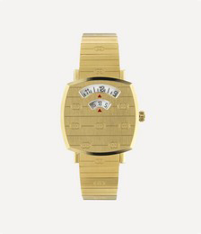 Gold PVD Grip Watch