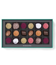 The Liqueur & Spirits Collection Praline Gift Box | 18 Piece