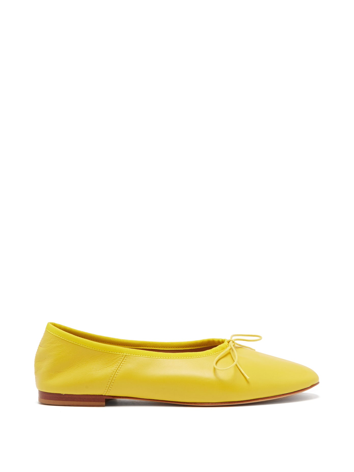 Dream Leather Ballet Flats
