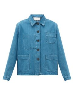 Kurt Patch-pocket Denim Jacket