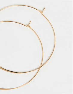 Suki Hoop Earrings